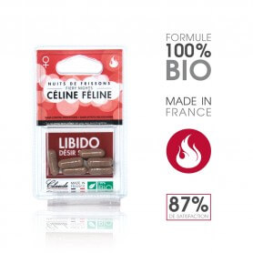Céline Féline x 6 Spécial Libido