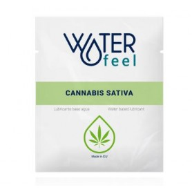 Lubrifiant Eau Cannabis Waterfeel 4 ml