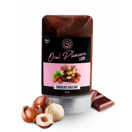 Lubrifiant Plaisir Oral Chocolat Noisette