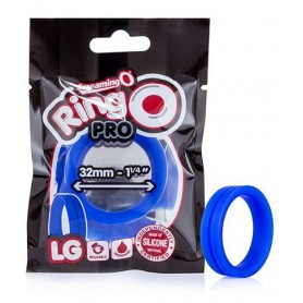 Cockring RingO Pro Bleu ScreamingO