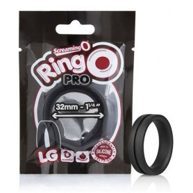 Cockring RingO Pro Noir ScreamingO