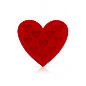 Bac à Glaçons Cœur Fresh Love