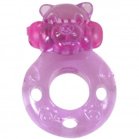 Cockring Vibrant Jelly Bear