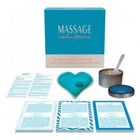 Jeu Coquin Massage & Séductions Kheper Games