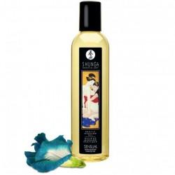 Huile de Massage Fleur des Iles Shunga