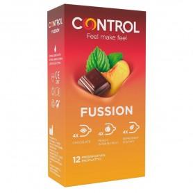 Préservatifs Control Fussion x12
