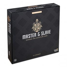 Jeu de Bondage Master & Slave Edition Deluxe Tease & Please