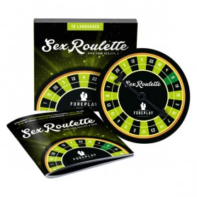Jeu Coquin Sex Roulette Foreplay Tease & Please
