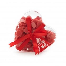 Confetti de Bain Petits Cœurs