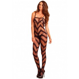 Bodystocking Sheer Leg Avenue