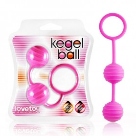 Boules de Geisha Kegel Ball Rose Lovetoy