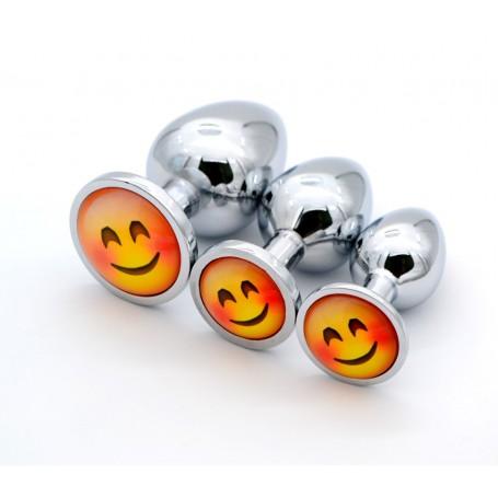 Plug Anal Bijou Shy Smiley