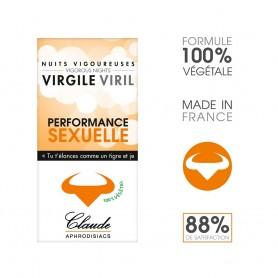 Puissance Sexuelle Virgile Viril x6