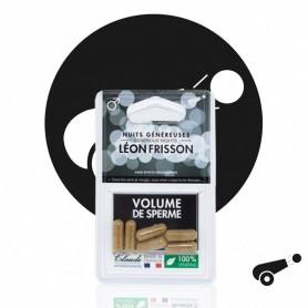 Développeur de Volume de Sperme Léon Frisson x6