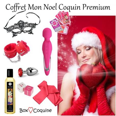 Box Mon Noel Coquin Premium