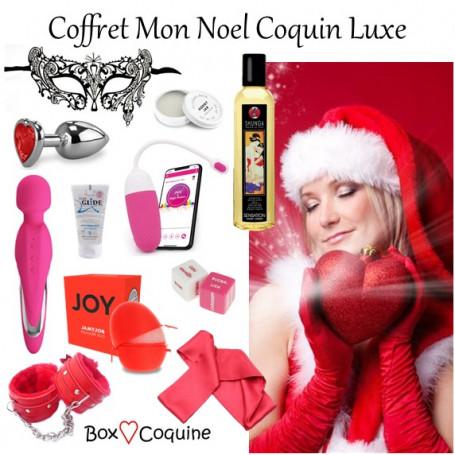 Box Mon Noel Coquin Luxe