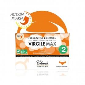 Provocateur d'Erection Virgile Max Action Flash x 2