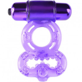 Cockring Vibrant Fantasy C-Ringz Infinity Super Ring Pipedream