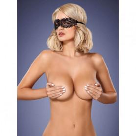 masque dentelle sexy pour femme