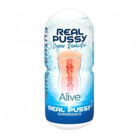 Masturbateur Vagin Real Pussy Future Skin Alive