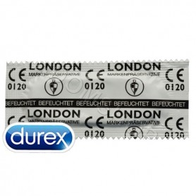 Pack 12 préservatifs Durex London