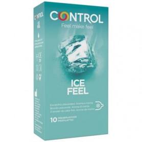 Préservatifs Effet Froid Control x10