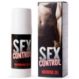 Gel de Massage Chauffant Sex Control