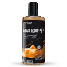 Huile de Massage Chauffante WarmUp Caramel