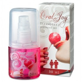 Gel Oral Joy Fraise