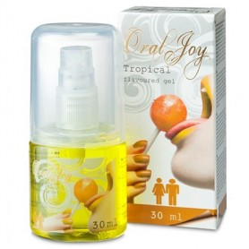 Gel Oral Joy Tropical