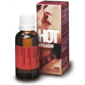 Boisson aphrodisiaque Hot Orgasm Drops