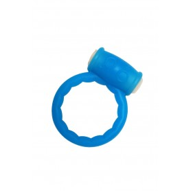 Cockring Vibrant Love Ring Bleu