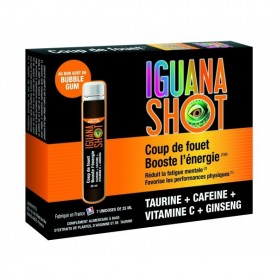 Pack de 7 Shots Iguana Shot