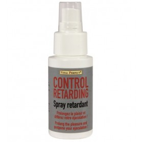 Spray Control Retarding