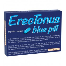 Stimulant ErecTonus Blue Pill