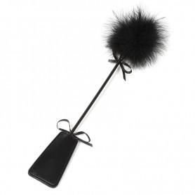 Cravache Plumeau Douceur Noire