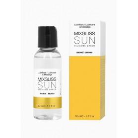 Lubrifiant Silicone SUN Monoï Mixgliss