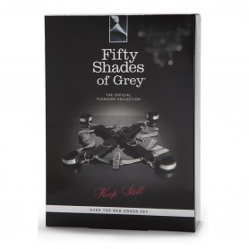Coffret Bondage Lit Fifty Shades