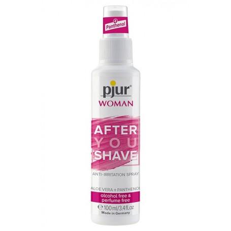 Spray apaisant après rasage Pjur Woman