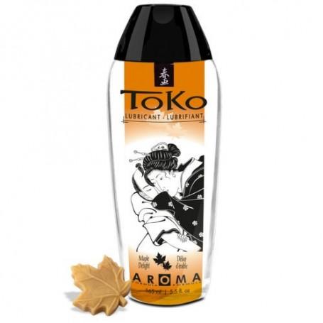 Lubrifiant Eau Toko Délice d'Erable Aroma Shunga