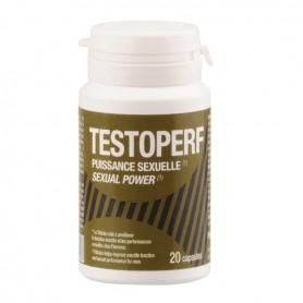 Booster de Testostérone Testoperf Labophyto
