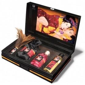 Ensemble Tendresse et Passion Shunga Erotic Art