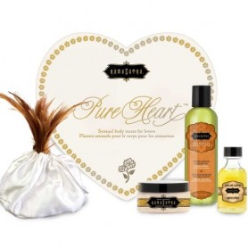 Coffret de Massage Pure Heart Kamasutra