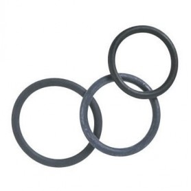 Lot de 3 anneaux à pénis