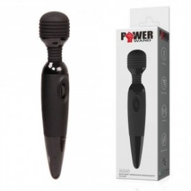 Stimulateur Wand Noir Power Wand