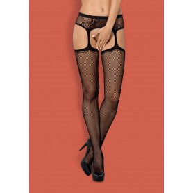 Collants Jarretelles S232 Obsessive
