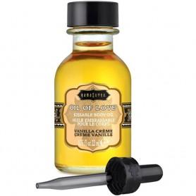 Huile d'Amour Chauffante Crème de Vanille Oil Of Love