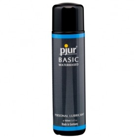 Lubrifiant Eau Pjur Basic 100 ml