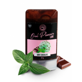 Lubrifiant Comestible Oral Pleasure Menthe Chocolat