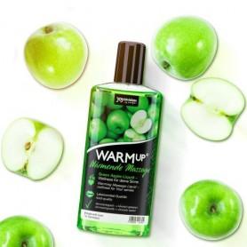Huile Chauffante WarmUp Pomme Verte